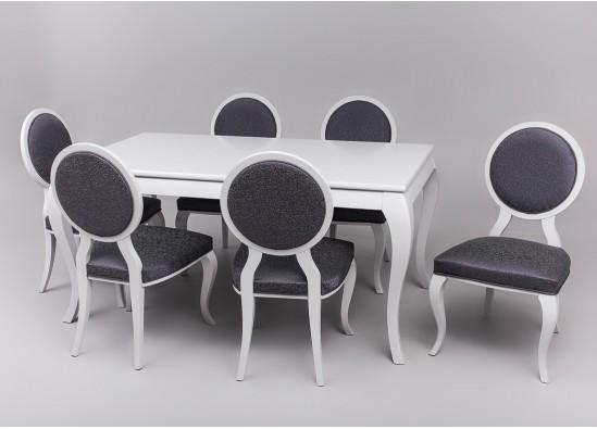 Kомплект для столовой в стиле Неорококо Литва, начало 21 века