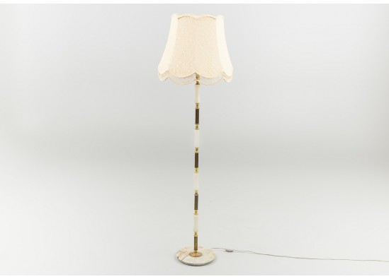 Светильник-торшер в стиле Неорококо, Голландия, середина 20 века