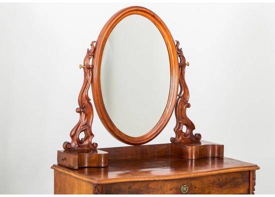 Komoda su veidrodžiu