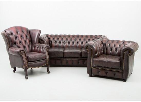 Комплект мягкой мебели в стиле Эклектика, Франция, середина 20 века