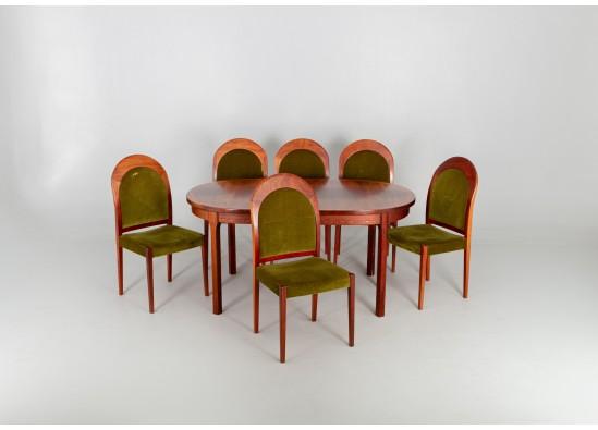 Valgomojo baldų komplektas