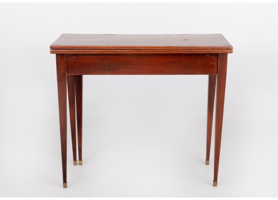 Game table-console