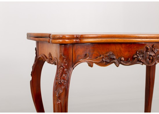 Console - Table