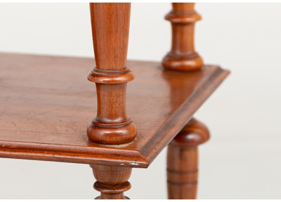 Table with tray