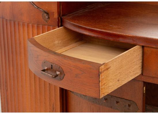 Dish cabinet