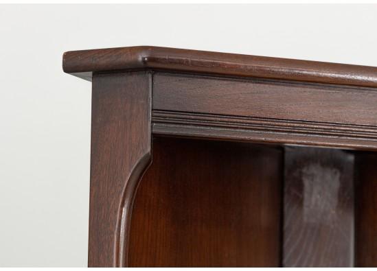 Corner dish cabinet - Bookcase